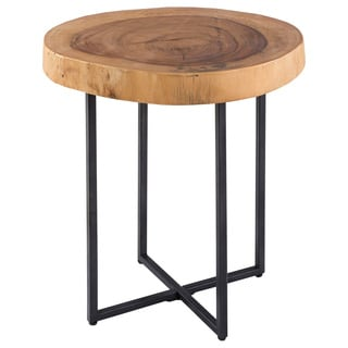 Ink+Ivy Naturale End Table