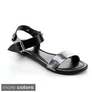 BETANI DAKOTA-1 Women's Low Heel Flat Sandals