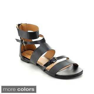 BETANI ERICA-4 Women's Selma Strappy Gladiator Sandals