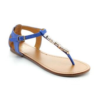 BETANI LIANA-4 Women's Fashion T-strap Flat Sandals