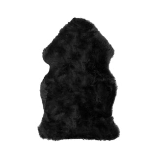 NEW ZEALAND SHEEPSKIN RUG-SINGLE 2'X3'