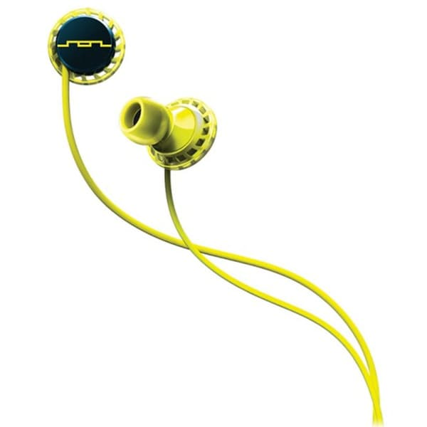Sol Republic RELAYS (3-Button) In-Ear Headphones (Lemon Lime)