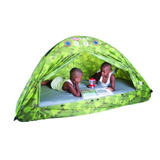 Pacific Play Tents H.Q. Bed Tent - 77 Inch x 38 Inch x 35 Inch