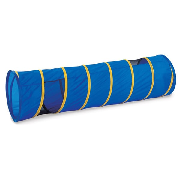Pacific Play Tents See-Me Connecting 6 Foot Tunnel - Blue