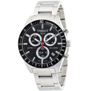 Tissot Men's T0444172105100 'PRS 516' Chronograph Tachymeter Stainless Steel Watch