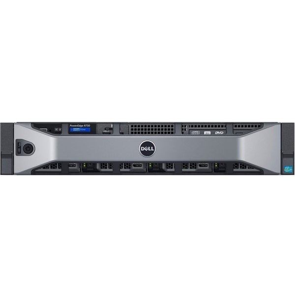 Dell PowerEdge R730 2U Rack Server - 1 x Intel Xeon E5-2609 v3 Hexa-c