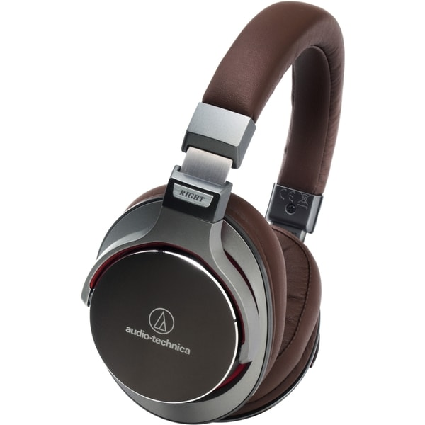 Audio-Technica SonicPro Over-Ear High-Resolution Audio Headphones