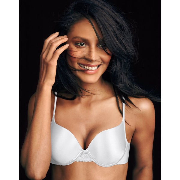 Wonderbra Gel Push-Up Seamless Underwire Bra