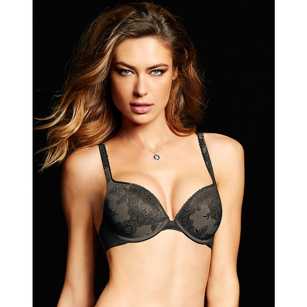 Maidenform Custom Lift Embellished T-Shirt Bra
