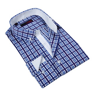 Ungaro Men's Fashion Dress Shirt