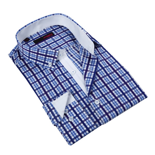 Ungaro Men's Fashion Dress Shirt