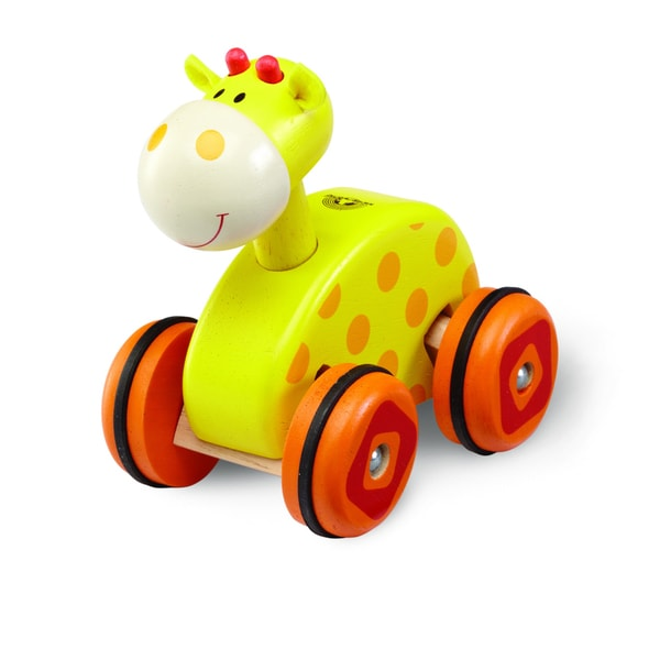 Wonderworld Toys Wheely Giraffe