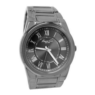 Kenneth Cole Men's KCW3029 Classic Round Black Bracelet Watch