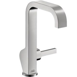 Axor Citterio Single Hole High Chrome Bathroom Faucet