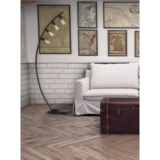 Dash Rust Floor Lamp