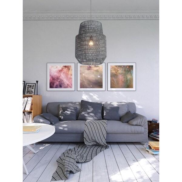 Daydream Grey Ceiling Lamp
