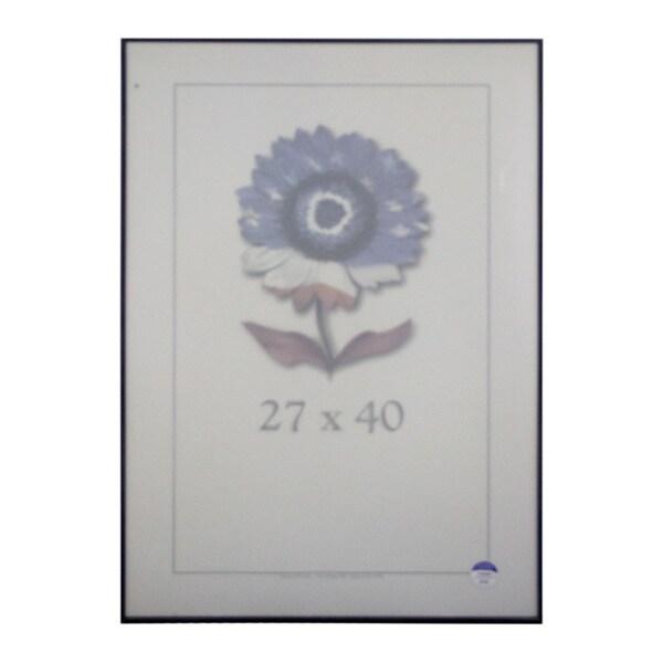 metal ii picture frame 27x40 17126026 shopping great deals on photo frames. Black Bedroom Furniture Sets. Home Design Ideas
