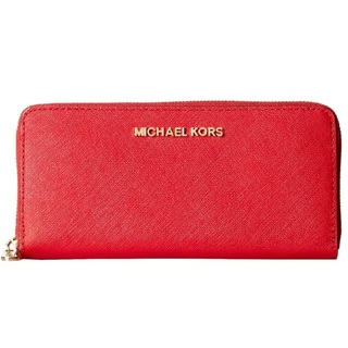 MICHAEL Michael Kors Jet Set Saffiano Travel Continental Wallet
