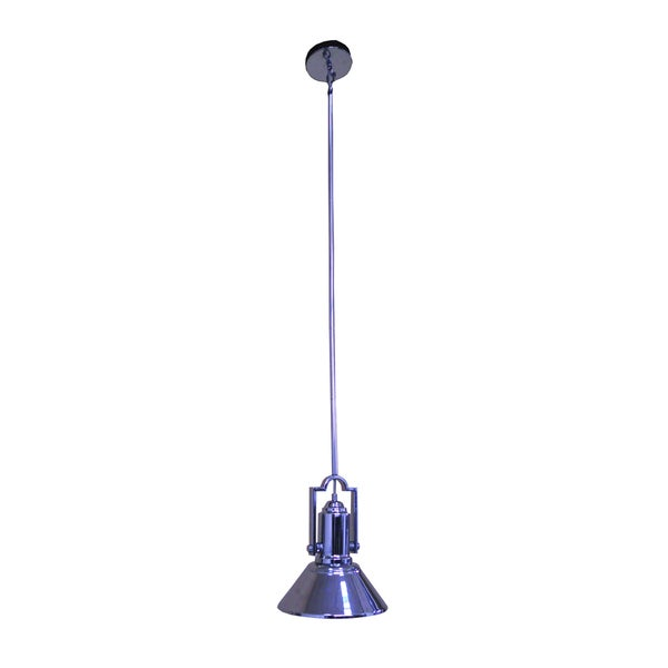 Lyell Forks Family Chrome Pendant