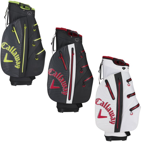 Callaway Men's Aqua Dry Cart Bag