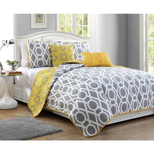 Avondale Manor East Side 5-piece Quilt Set