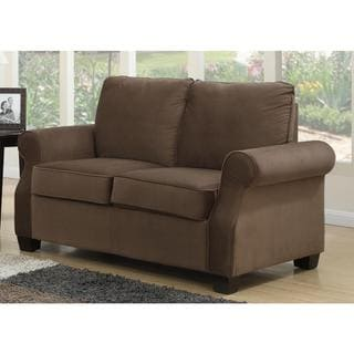 Alex Brown Loveseat
