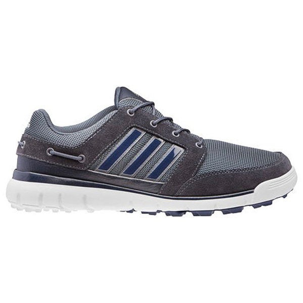Adidas Men's Greensider Dark Onyx/ Navy/ Running White Golf Shoes