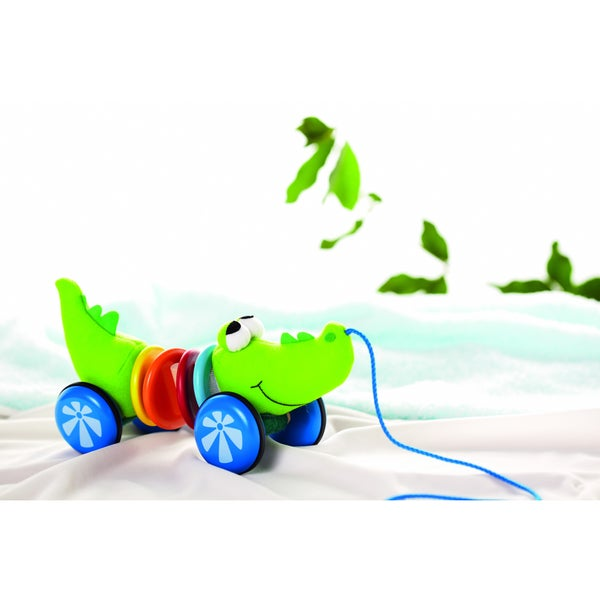 Wonderworld Toys Pull-along Croco Kid