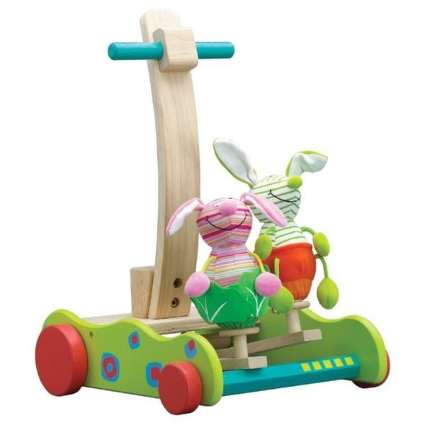 Wonderworld Toys Hopping Bunny Walker