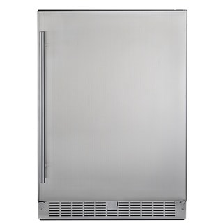 Danby Silhouette Professional Series- 24 Inch Stainless Steel Integrated All Refrigerator