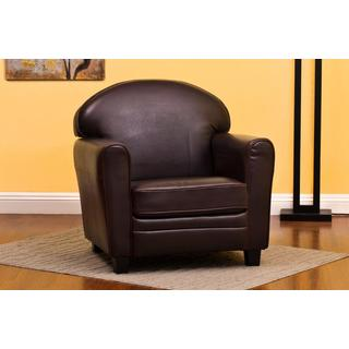 Sonny Leather Accent Office Chair