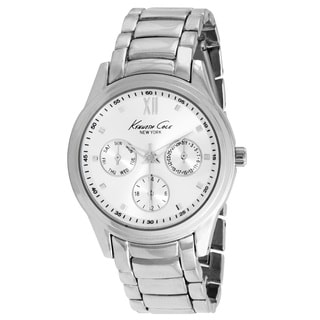 Kenneth Cole Women's 10019772 'Classic' Chronograph Stainless Steel Watch