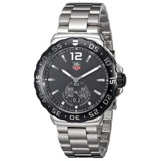 Tag Heuer Men's WAU1110.BA0858 'Formula 1' Stainless Steel Watch