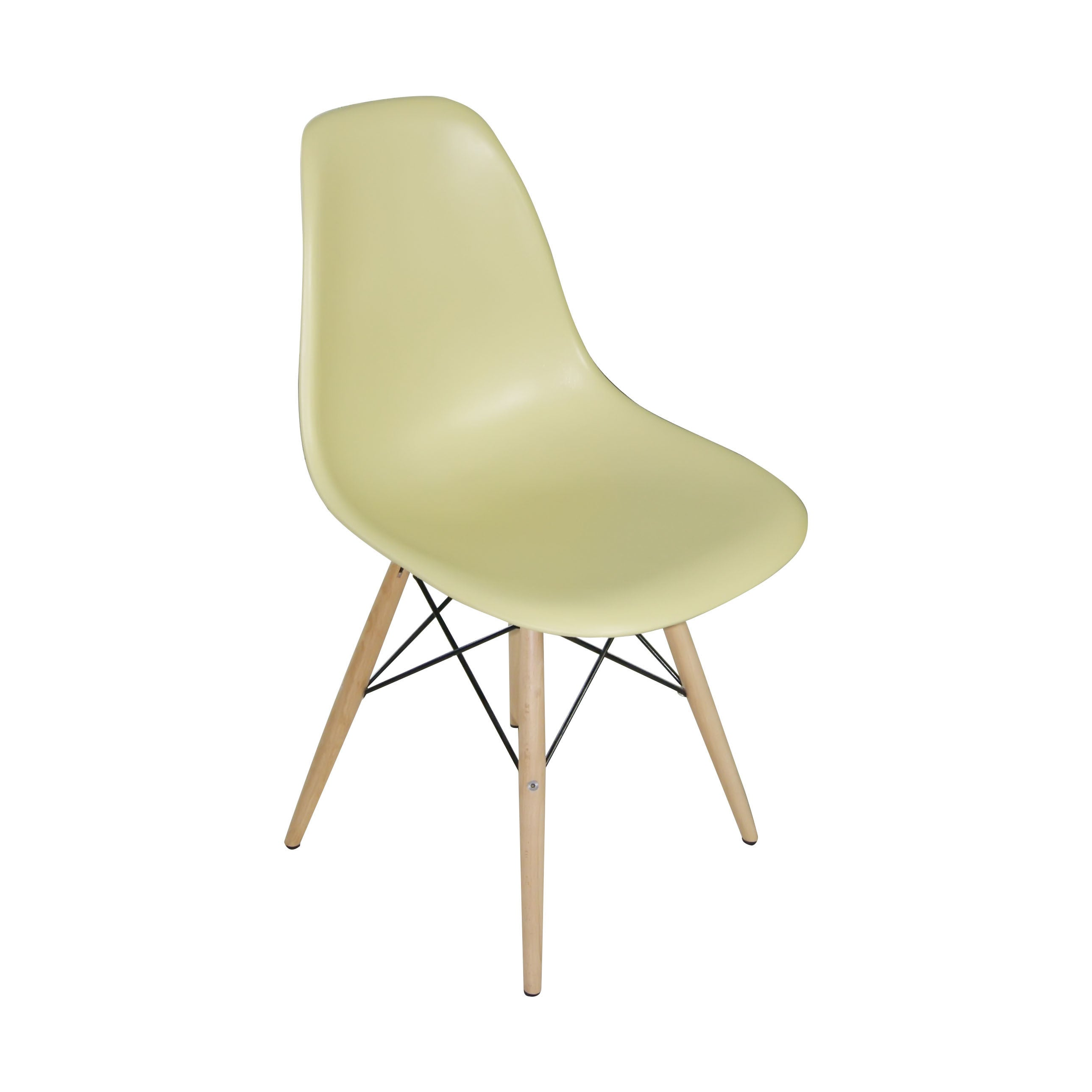 Mod Made Mid Century Modern Paris Tower Dining Side Chair with