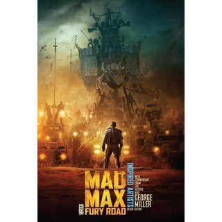 Mad Max: Fury Road, Inspired Artists (Hardcover)