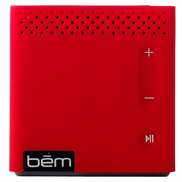 Bem Speaker System - Wireless Speaker(s) - Red