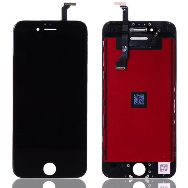 Insten Black Replacement Digitizer and Touch Screen LCD Assembly For Apple iPhone 6 4.7-inch