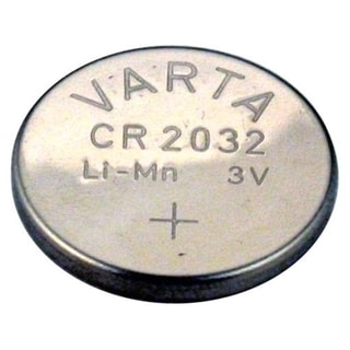 Battery Biz Hi-Capacity CR2032 Coin Cell CMOS Battery