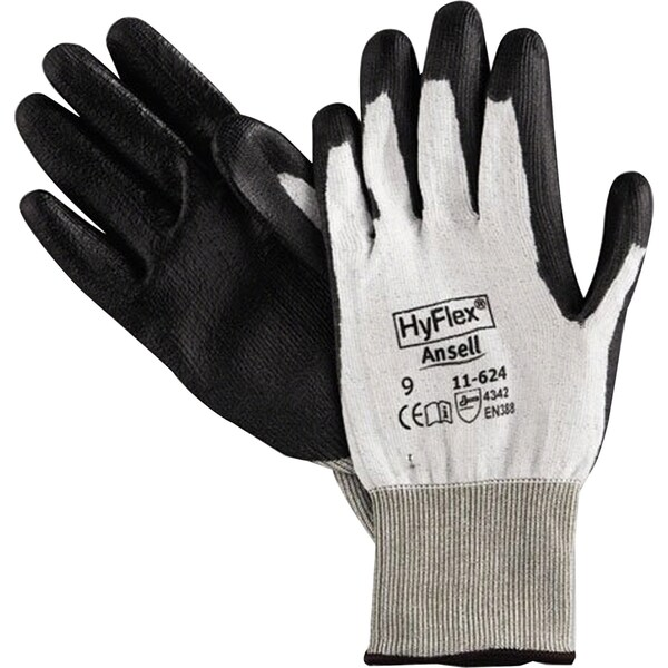 Ansell Health HyFlex 11-624 Safety Gloves