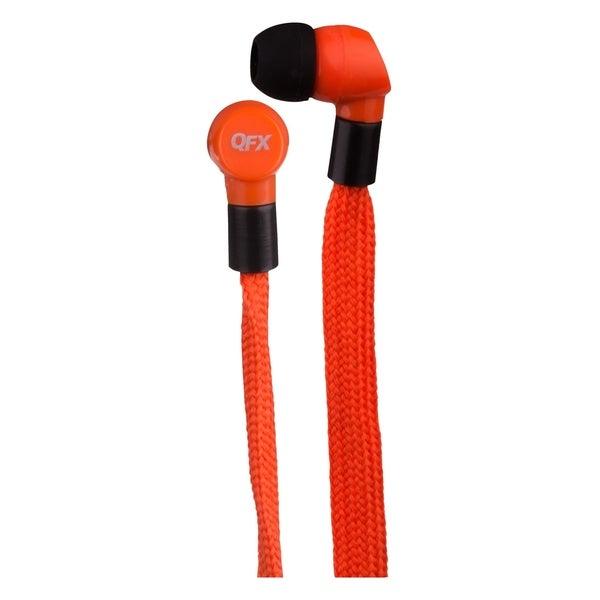 QFX SHOELACES Earphones