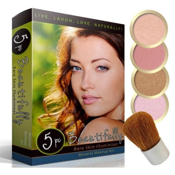 Beautifully Bare Skin Illuminizer Mineral Makeup Kit