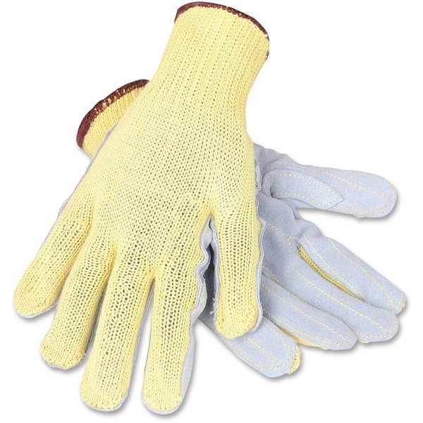 Honeywell Sperian Junkyard Dog Split Lthr Gloves
