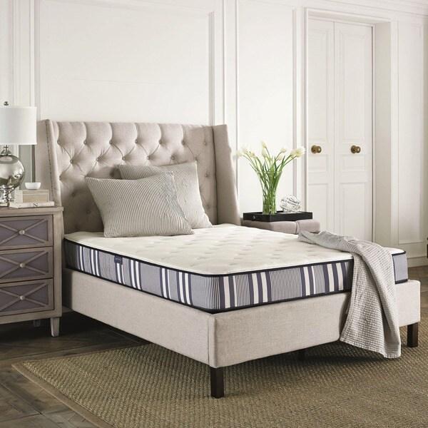 Safavieh Tranquility 8-inch Queen-size Spring Mattress