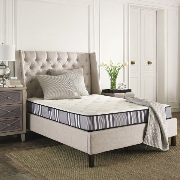Safavieh Tranquility 8-inch Twin-size Spring Mattress