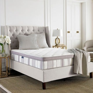 Safavieh Serenity 11.5-inch Pillow-top Full-size Spring Mattress