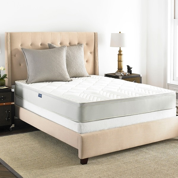 Safavieh Harmony 10-inch Pillow-top King-size Spring Mattress