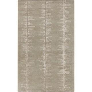 Candice Olson : Hand-Tufted Tammie Ikat Indoor Rug (9' x 13')