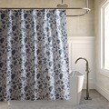 Tommy Bahama Sunkissed Day Navy Shower Curtain