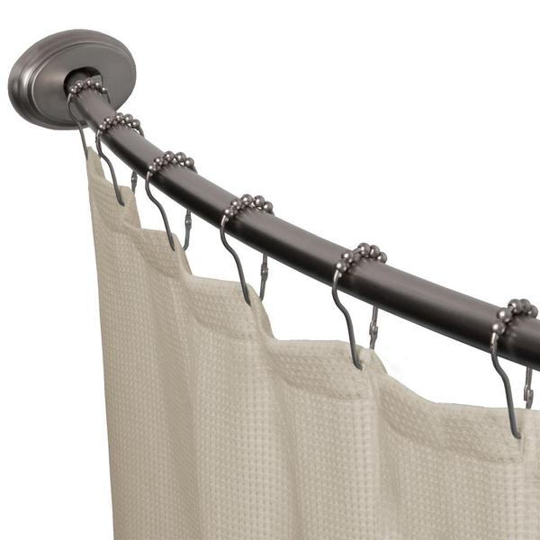 Seashell Shower Curtain Hooks Black Tension Shower Curtai