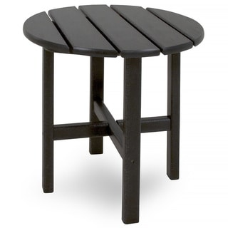 Ivy Terrace? Classics 18-inch Round Side Table